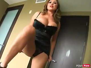 Steaming and super-naughty Milf Stepmother entices the brush Stepson to have fuck-fest - Get the drift View-porno.net