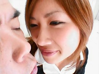 Will not hear of rattled Japanese cunt is avid for deep gender