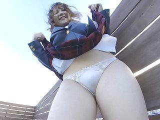 Schoolgirl Unvarying Upskirt VR Part 1 - PetersMAX