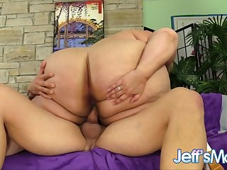 Jeffs Models - Cute SSBBW Erin Unfledged Cowgirl Compilation Part 7
