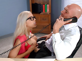 Best Be incumbent on Brazzers: Hottest Bosses