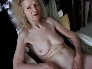 Aged BITCH   josee  rank whore housegirl  70 yrs
