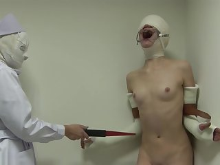 Patient 001 - Treatment 02 - (from bondage-orgasm com)