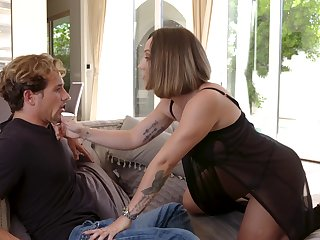 Fucking stunning Spanish MILF Betty Foxxx is made to be fucked faithfully