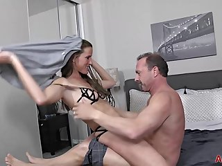 Sofie Marie is having sex back a married man and expecting to get properly creampied
