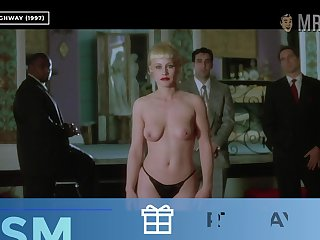 Some stripping carry on of real actress with nice titties Katherine Murphy