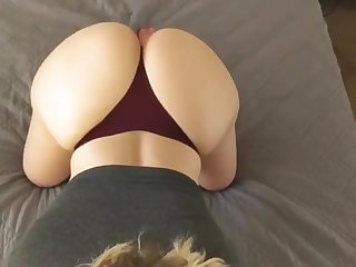 Hot pawg old bag drilled in the morning