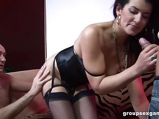 Georgina Sodomized And Double Penetrateted
