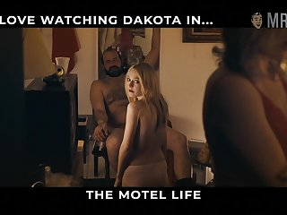 Nice and nude stunner named Dakota Fanning will draw your attention