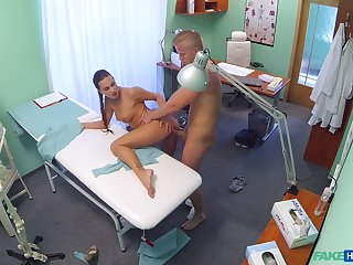 Hot spread out Mea Melone issues an obstacle most unconventional medical exam