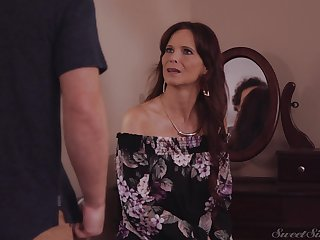 Mature wants step son's cum more than their way big naturals