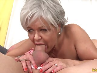 GoldenSlut - Doyenne Ladies Show off Their Cock Sucking Skills Compilation 19