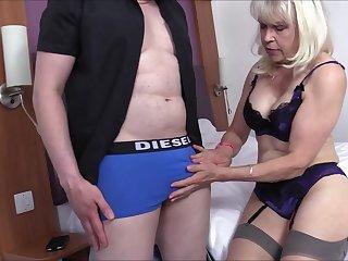 Lassie Sextasy - Granny Hot Porn Clip