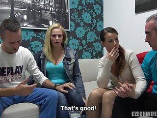 Czech Wife Coppers 3 - vigorous movie