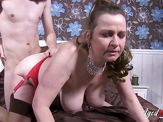 Of age Lady Nel Neelala Having Hardcore Diversion on every side Chris Cobalt